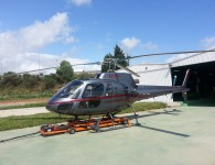 Alquiler helicóptero rodaje