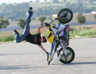 especialistas de cine spots anuncios peliculas moto coche barcelona tyreaction españa jordi nebot