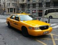 alquiler taxi nueva york en barcelona película anuncio spot boda tyreaction jordi nebot nyc yellow cab