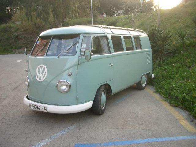 Alquiler volkwagen T1 california hippy barcelona tyreaction anuncio 2