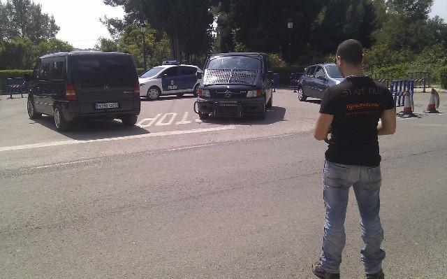 Rec 3 genesis alquiler vehiculos cine tyreaction 6 jordi nebot