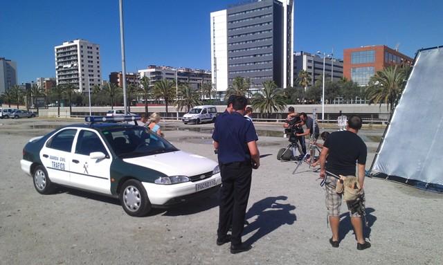alquiler coche guardia civil policia barcelona anuncio tyreaction jordi nebot 1