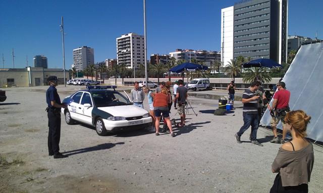 alquiler coche guardia civil policia barcelona anuncio tyreaction jordi nebot 2