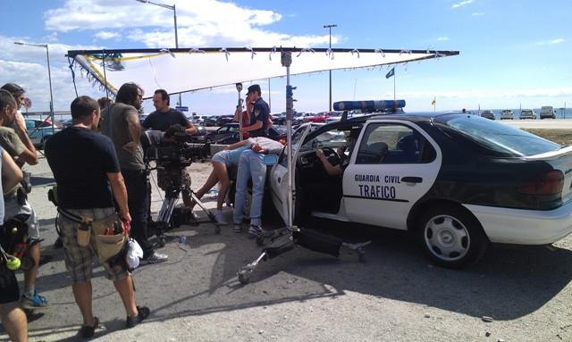 alquiler coche guardia civil policia barcelona anuncio tyreaction jordi nebot 3