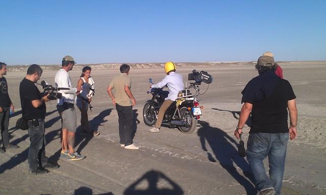 anuncio euromillones especialista de cine triumph moto tyreaction jordi nebot 7