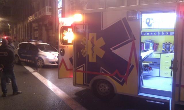 tengo ganas de ti tyreaction 14 alquiler mossos policia barcelona