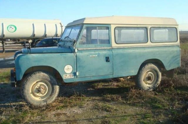 Land Rover lat