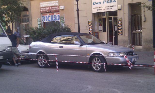 alquiler pickup americana mercedes clasico anuncio Lu tyreaction jordi nebot 5