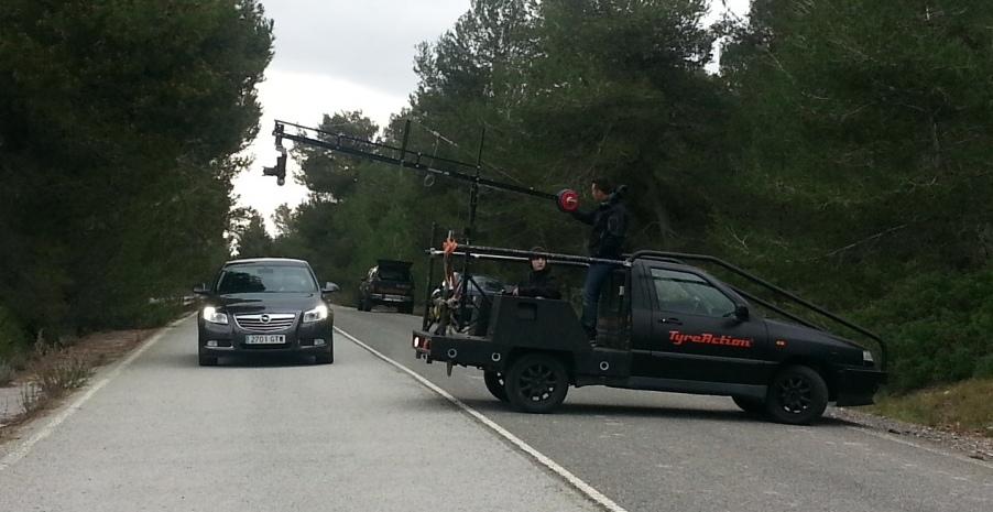 5 camaracar alquiler camara car tyre action camaracar cameracar tyreaction barcelona españa jordi nebot