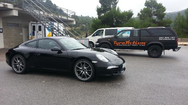 alquiler deportivo porsche 911 991 anuncio mercedes amg gt tyreaction 1