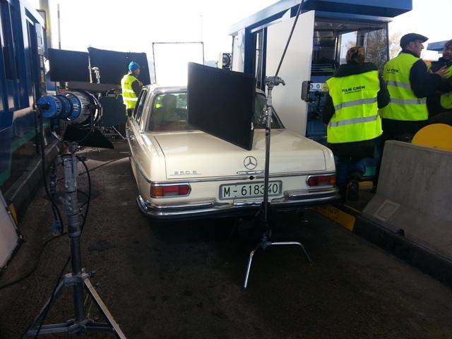 alquiler mercedes clasico 250 s crema spot nescafe tyreaction vehiculos 5