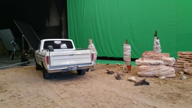 alquiler pickup americana ford f100 clasica spot qatar airways fc barcelona tyreaction vehiculos escena 4