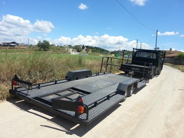 Alquiler camaracar cameracar ford f100 las bardenas reales navarra tyreaction pickup pelicula shooting 3 camara car