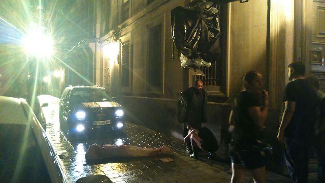sweet home filmax making off tyreaction vehiculos para cine 4