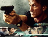 portada caratula the gunman caza al asesino making off tyreaction alquiler vehiculos escena pelicula hollywood barcelona sean penn javier bardem jordi nebot