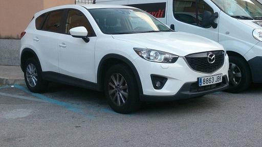 00001 Mazda CX5
