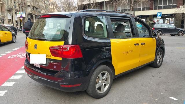 00002 taxi alhambra nº 1