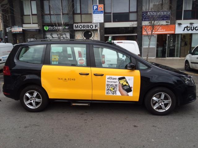 00002 taxi alhambra nº 2