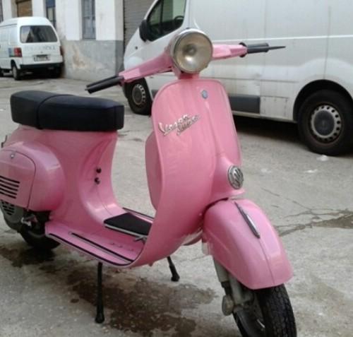 10064 Vespa rosa CS