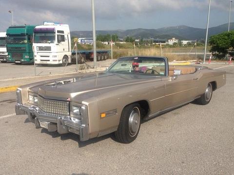 10190 Cadillac Eldorado 75 cabrio