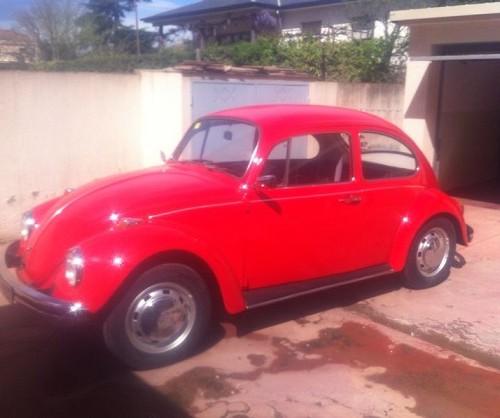 10206 beetle rojo