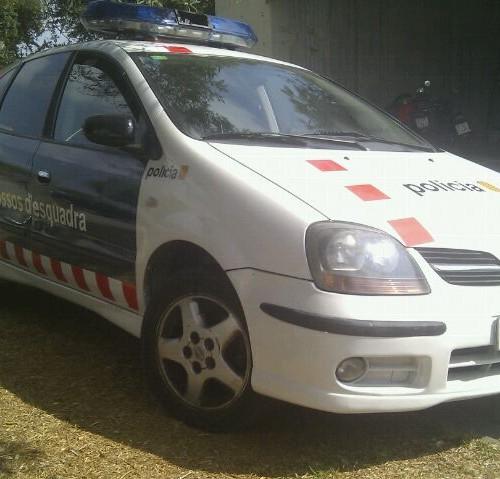 Mosso Esquadra Nissan Front