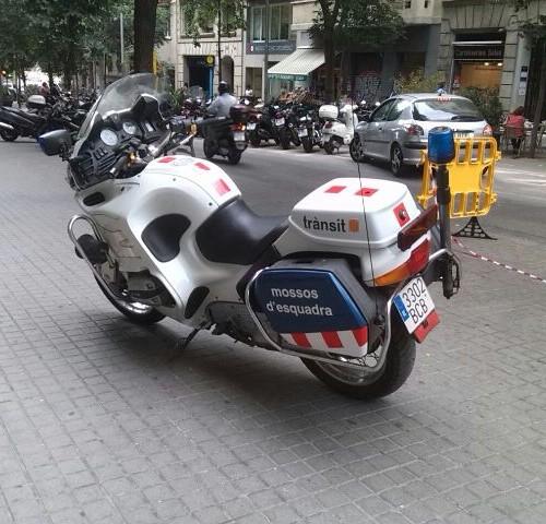 Mosso Esquadra moto 1