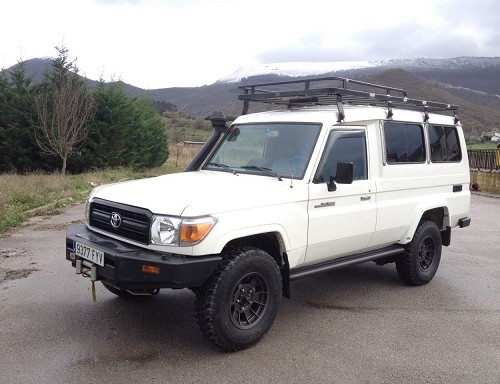 P0006 Toyota Land Cruiser