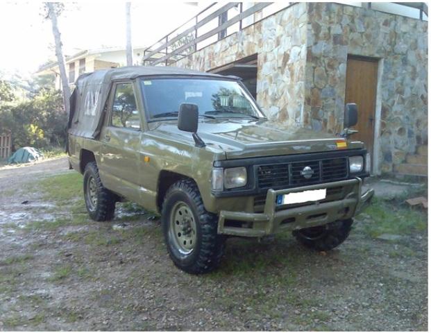 P0013 Patrol corto JJ