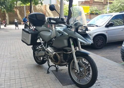 P0014 BMW GS 1200