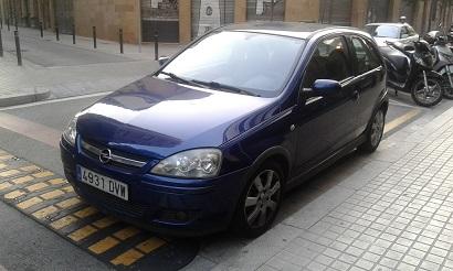 P0014 Opel Corsa lat