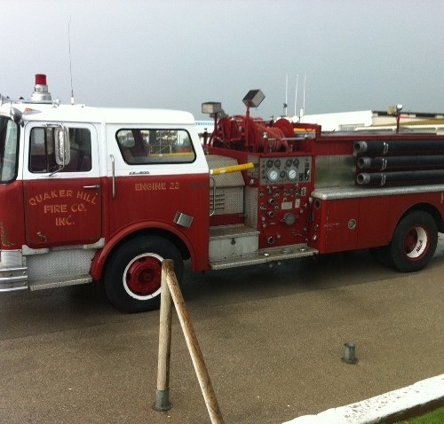 P0051 BOMBEROS 1.1 For rent Prop Action Picture Vehicles in Spain Barcelona Madrid american fire truck