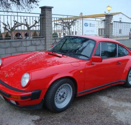 P0056 Porsche 911 1987