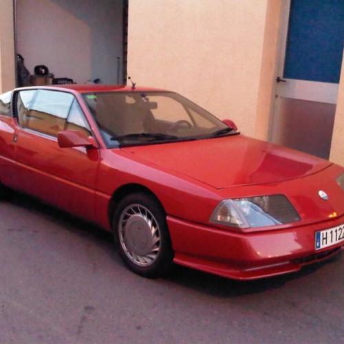 P0056 Renault Alpine 610
