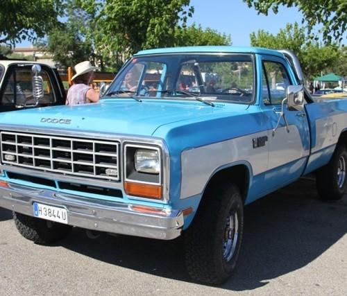 Pickup Dodge