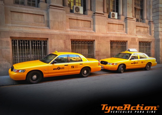 Taxis NYC Tyreaction