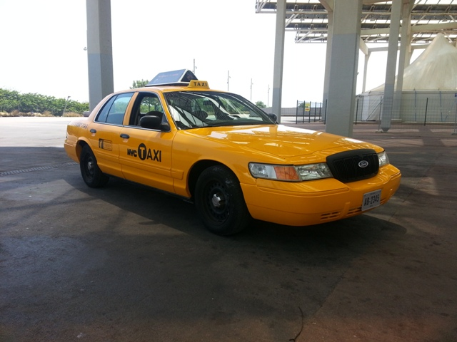 alquiler taxi new york nuevayork amarillo yellow cab anuncios peliculas cine tyreaction barcelona españa 1