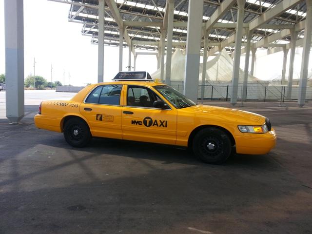 alquiler taxi new york nuevayork amarillo yellow cab anuncios peliculas cine tyreaction barcelona españa 2