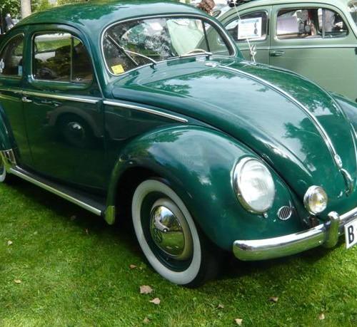 p0015 VW ESCARABAJO OVAL 1953 -