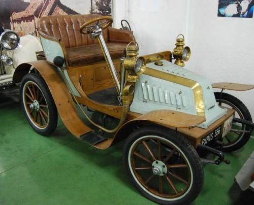 p0066 alquiler coche epoca vehiuclos escena tyreaction Darrack 1900