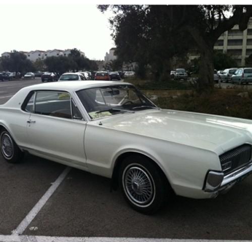10080 Mercury Cougar 1970 front (2)