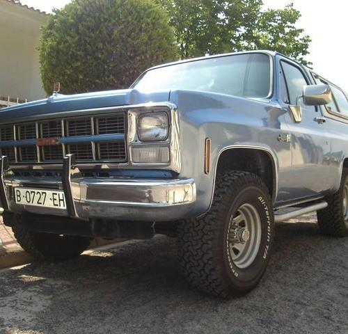 10093 gmc2 alquiler coches americanos barcelona
