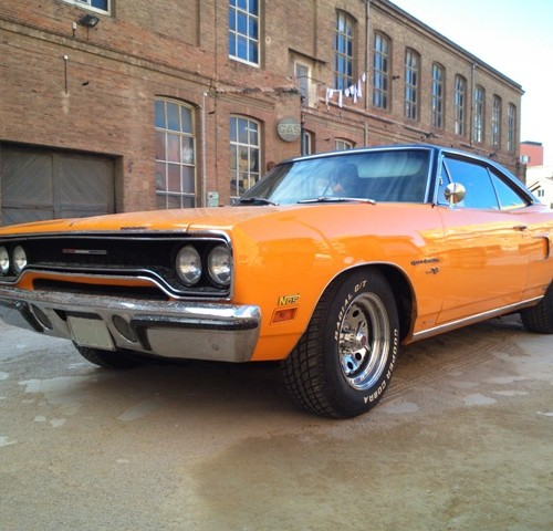 10201 Plymouth satellite 1970 front