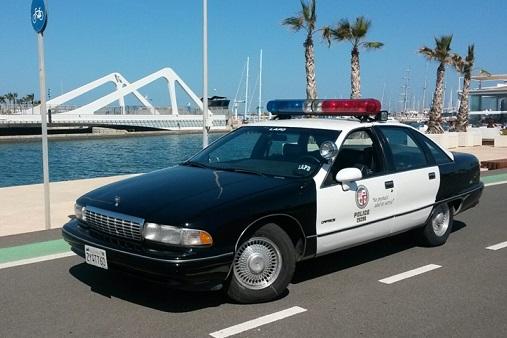 10265 Caprice policia americano