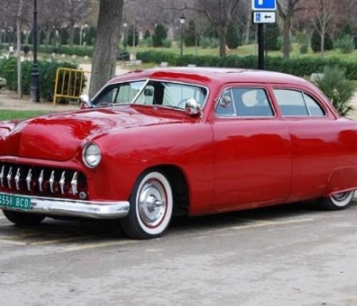 10362 Ford Sedan tudor 1951