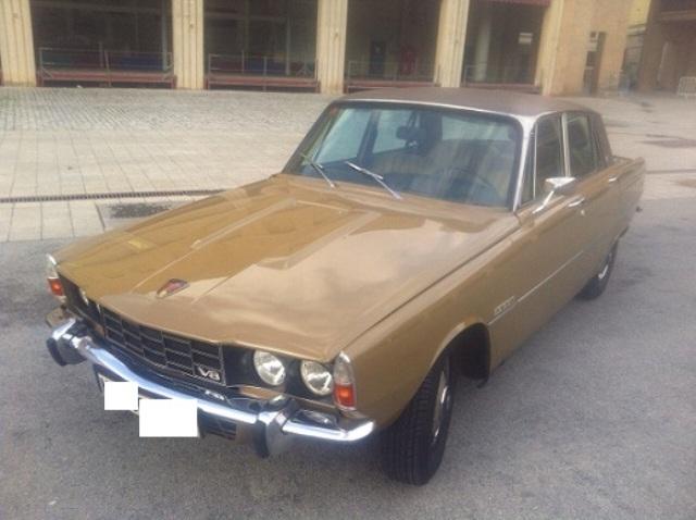 P0018 Rover 3500 marrón