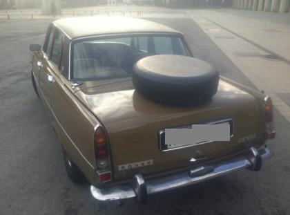 P0018 Rover 3500  marron tras