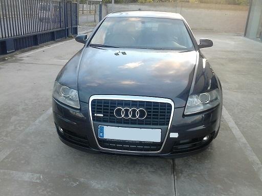 P0064 Audi A6 front