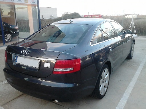 P0064 Audi A6 tras lat