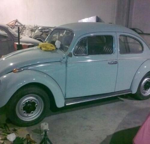 P0065 vw beetle azul